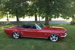 Ford : Mustang Convertible Bench Seat