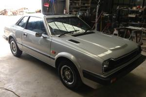 Honda 1980 Prelude Vintage Coupe LOW Original KM