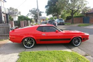 1973 Ford Mustang Mach 1 Coupe Fastback Sports 2 Door NOT Chevy Camaro Firebird in Bentleigh East, VIC