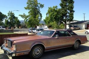 Lincoln : Mark Series Mark V Matching Numbers