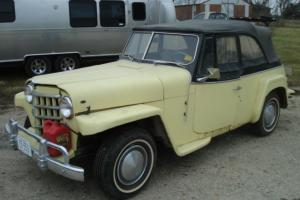 Jeep : Other Willys Jeepster