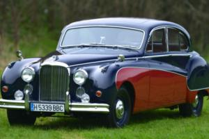 1961 Jaguar Mark IX LHD Manual