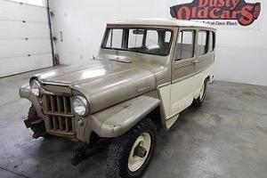 Willys : Other Great Project Car with Good Bones for Full Resto