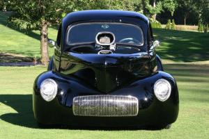 Willys : Coupe Custom