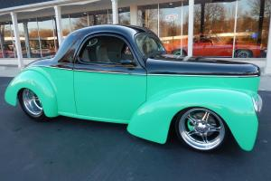 Willys : Coupe Buckets