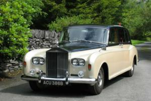 1964 Rolls-Royce Phantom V M.P.W. Limousine 5VC25 Photo