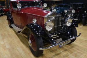 1927 Rolls-Royce Phantom 1 Martin & King Coupé Photo