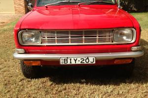 1976 Mazda 1000 UTE NSW Rego 1600 AND 5 Speed Suit Rotary SR20 Datsun 1200