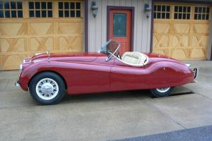 Jaguar : XK Convertable Photo