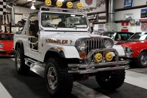 Jeep : Other CJ8