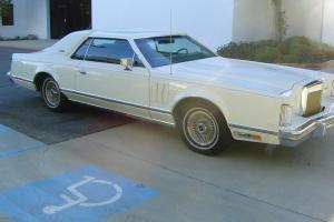 Lincoln : Continental Collectors Series