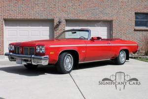 Oldsmobile : Eighty-Eight Delta 88 Royale Convertible
