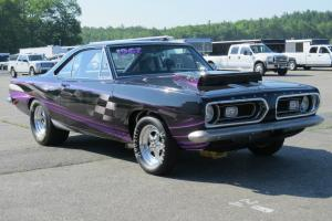 Plymouth : Barracuda notchback