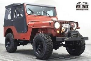 Willys : Other CJ3A
