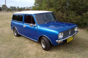 1975 Leyland Mini Panel VAN in North Albury, NSW Photo