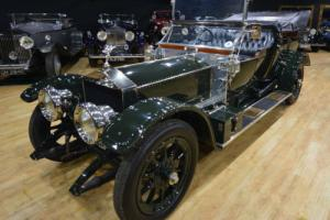 1912 Rolls Royce Silver Ghost Barker Cabriolet. Photo