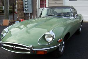 Jaguar : E-Type Chrome Photo