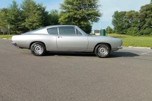 Plymouth : Barracuda Fast Back