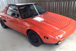 Fiat X1 9 1978 2D Coupe 4 SP Manual 1 3L Carb in Maryborough, QLD