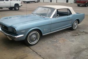 Ford : Mustang Conv
