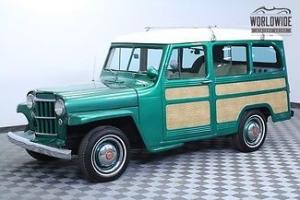 Willys : Other Willys Woody Wagon
