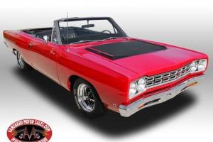 Plymouth : Satellite Convertible
