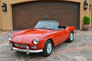 Triumph : Spitfire Spitfire Roadster Photo