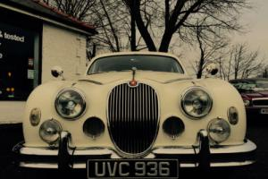Jaguar MK 1 1959, RARE CAR! 2.4 Straight six, Manual with OD, MUST SEE!