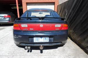 Mazda 323 Astina 1998 5D Hatchback 5 SP Manual 2L Multi Point F INJ in Bentleigh East, VIC