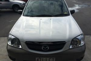 Mazda Tribute Limited 2003 4D Wagon 4 SP Automatic 4x4 3L Multi Point