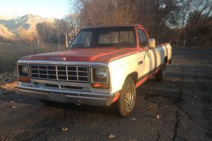 Dodge : Other Pickups Prospector