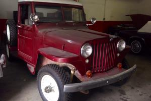 Willys : P/U PICK UP