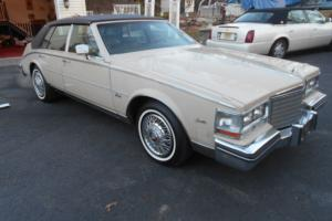 Cadillac : Seville 4 dr
