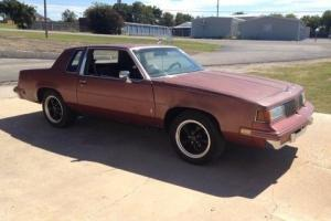Oldsmobile : Cutlass LS Swap