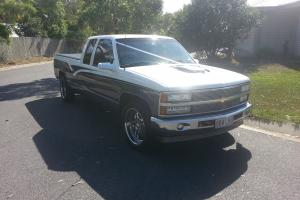 1988 Chevrolet Silverado C 2500 Utility Extra CAB Auto 4SP 5 7 Supercharged in Jimboomba, QLD