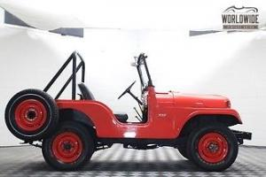 Willys : CJ5 Willys CJ5