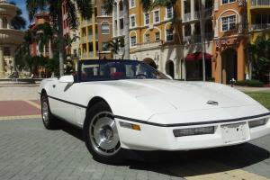 Chevrolet : Corvette CONVERTIBLE L-98