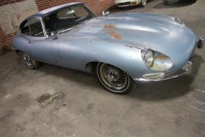 Jaguar : E-Type Opalescent blue