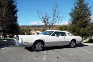 Lincoln : Continental MARK IV ..NO RESERVE