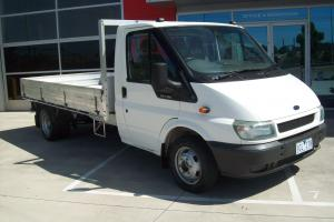 Ford Transit 2003 CAB Chassis 5 SP Manual Smartshift 2 4L Diesel Turbo in Campbellfield, VIC