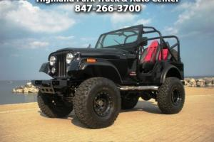 Jeep : CJ AMC 401 FUEL INJECTED