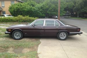 Jaguar : XJ6 Base Sedan 4-Door