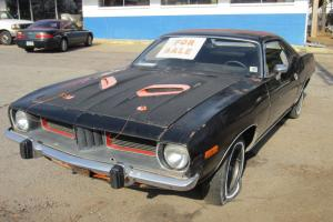 Plymouth : Barracuda Coupe