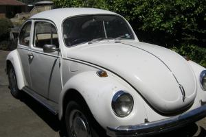 VW Beetle 71 Model Absolutely Rust Free With Spare Panels in Sebastopol, VIC