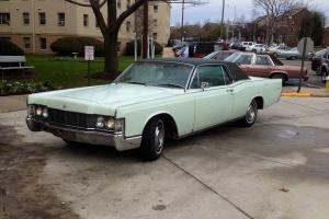 Lincoln : Continental Base