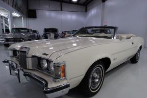 Mercury : Cougar ONLY 21,444 ACTUAL MILES! 1 OF 3,165 BUILT!