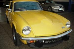 1973 Triumph GT6 2.0 Coupe 59,000mls,Photographic restoration,Mimosa Yellow,