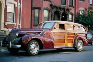 Cadillac : Other WOODY