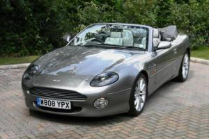 2000 Aston Martin DB7 Vantage Volante Photo