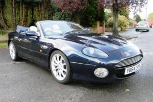 2001 Aston Martin DB7 Vantage Volante Photo